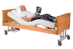 Складные больничные кровати Modux