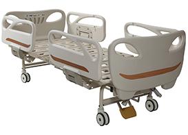 Кровать медицинская 4-х секционная без регулировки по высоте. XHS20A