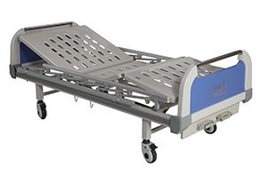 Кровать медицинская 4-х секционная без регулировки по высоте. XHS20C