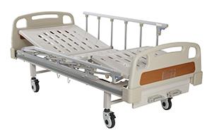 Кровать медицинская 4-х секционная без регулировки по высоте. XHS20D