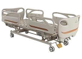Кровать медицинская 4-х секционная с регулировкой по высоте XHS30A