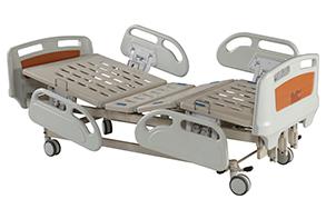 Кровать медицинская 4-х секционная с регулировкой по высоте. XHS30В