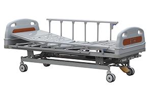Кровать медицинская 4-х секционная c регулировкой по высоте. XHS30C