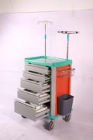 Тележка скорой медицинской помощи Р-2