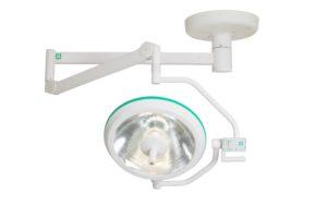 Хирургический одноблочный потолочный светильник Аксима-520
