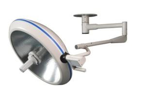 Хирургический потолочный одноблочный светильник Аксима 720 для низких потолков