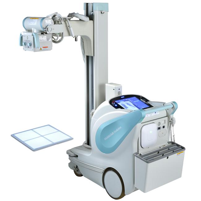 Передвижные мобильные палатные рентген аппараты