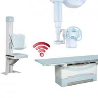 Рентгенографический мобильный комплекс RADspeed DR