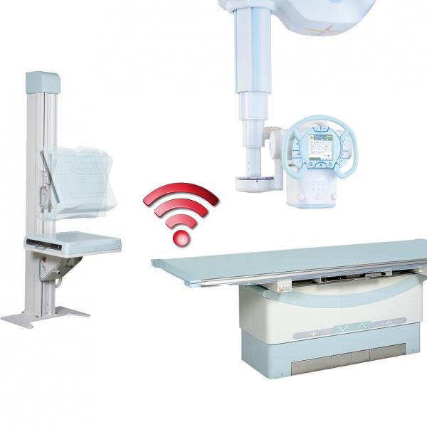 Рентгенографические мобильные комплексы