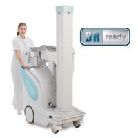 Передвижной рентген аппарат MobileArt Evolution EFX, DR ready