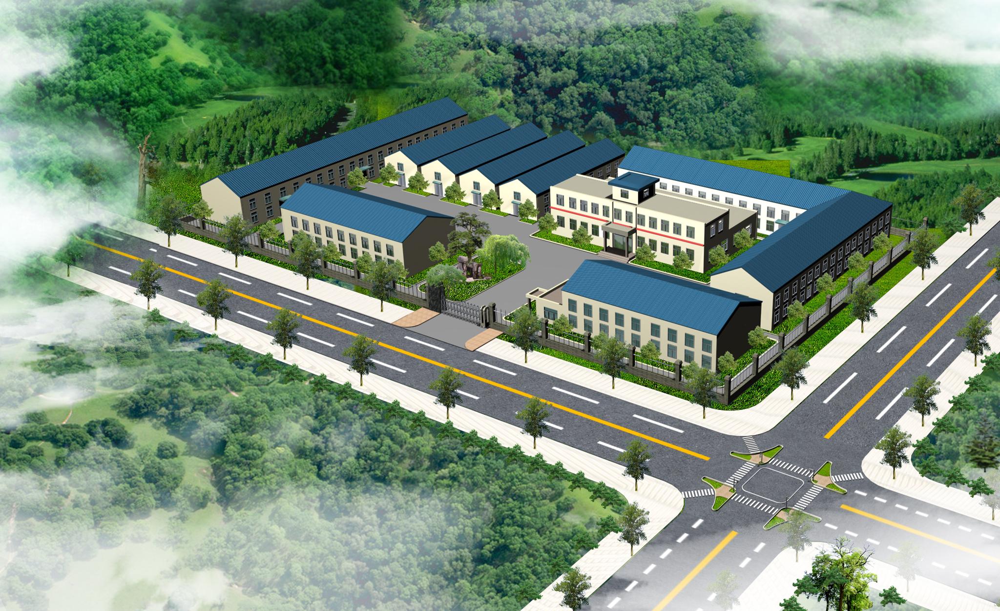 Механические кровати производства Xuhua Medical (Китай).