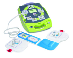 Дефибриллятор автоматический наружный AED Plus