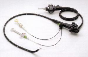 Терапевтический двухканальный видеогастроскоп GIF-2T160