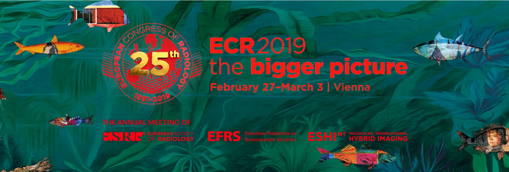 ECR — European Congress of Radiology 2019 (Европейский Конгресс Радиологии)