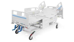 Больничная функциональная кровать Praktika 2