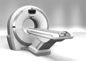 Компьютерный томограф GE Healthcare Revolution ACT